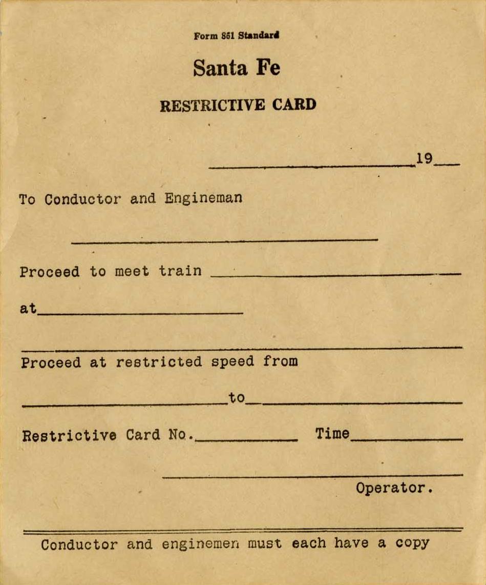 Santa Fe Railway Historical & Modeling Society :: Home